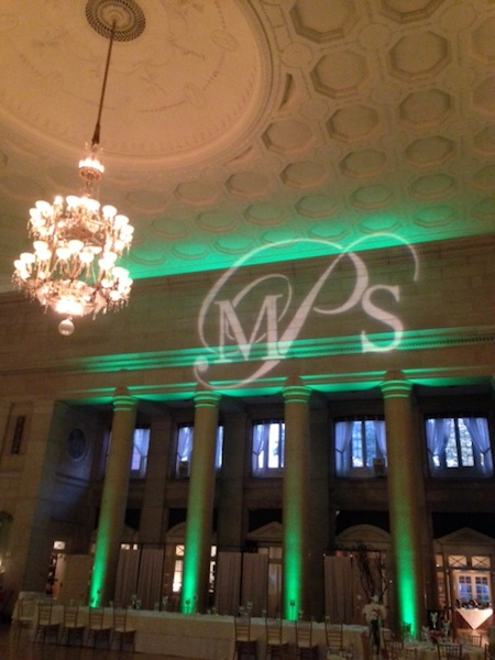 Monogram & Green Up Lighting @ The Hall of Springs