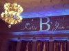 Animated Monogram & Blue Up Lighting @ The Hall of Springs