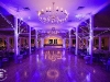 Monogram & Purple Up Lighting @ The Old Daley Inn on Crooked Lake - Elario Photography, Inc.