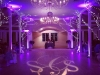 Monogram & Purple Up Lighting @ The Old Daley Inn on Crooked Lake