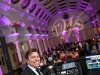 Purple Up Lighting & Monogram @ The Canfield Casino - Photo by Rob Spring Photography
