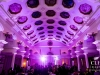 Purple Up Lighting @ The Canfield Casino - Photo by CLH Images