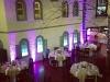 Light Purple Up Lighting @ Longfellows