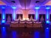 Blue Up Lighting @ Glen Sanders Mansion