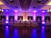 Purple Up Lighting @ Glen Sanders Mansion