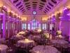 Light Purple Up Lighting @ The Canfield Casino