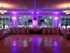 Purple Up Lighting @ River Stone Manor