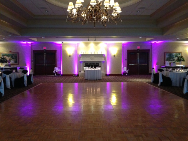 Purple Up Lighting @ Turning Stone Casino