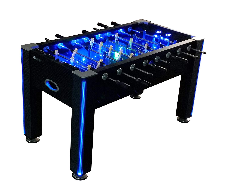 LED Light Up Foosball Table