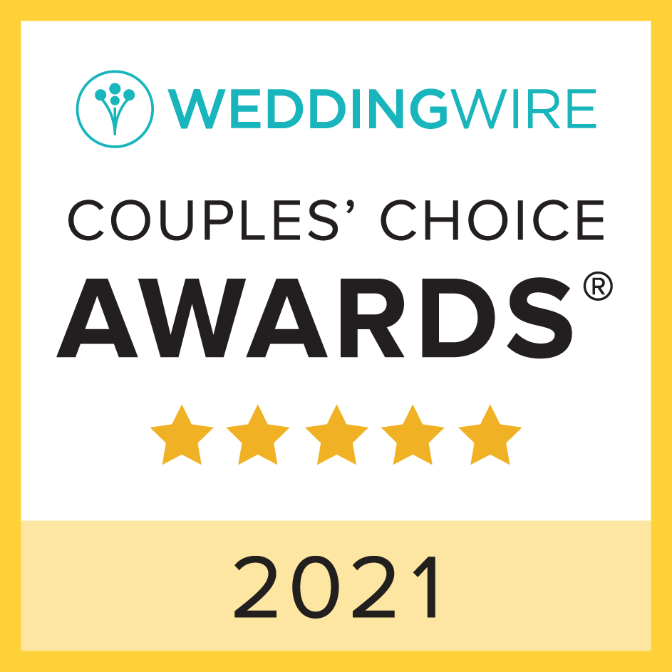 Wedding Wire Couple Choice Awards - 2021